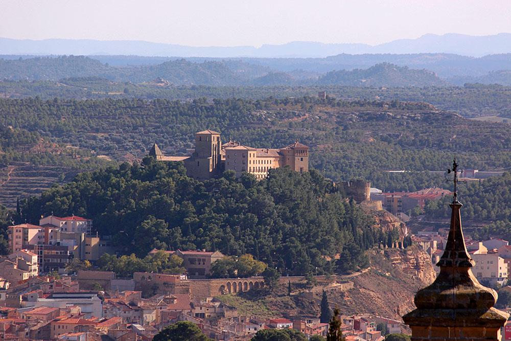 Castell de la Concòrdia d'Alcanyís (© Carles Terès, 2012)